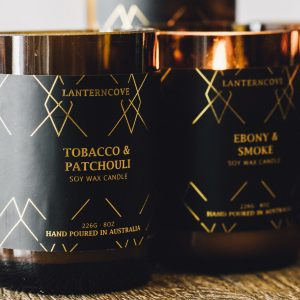 Amberesque Soy Wax Candles