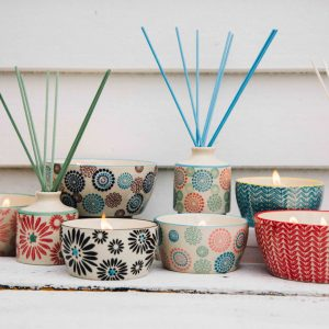 Lush Soy Wax Candles and Diffusers